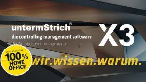 untermStrich – Büromanagement und Controlling im Home-Office