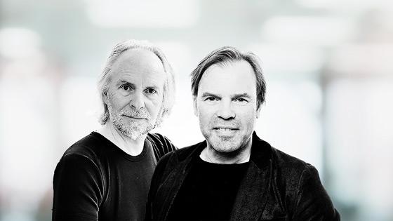Wie viel kosten deine Gedanken? | Ing. Peter Remitz (links) + Architekt DI Guido R. Strohecker (rechts) | untermstrich.com